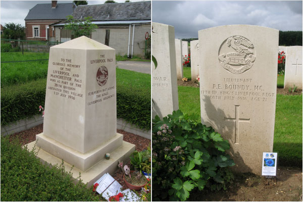 Journey s end and the accrington pals