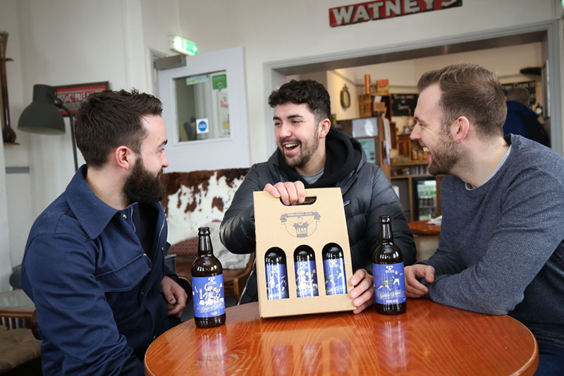 15% off Everton-Inspired Beers