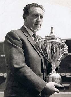 Catterick with the 1965 Youth Cup