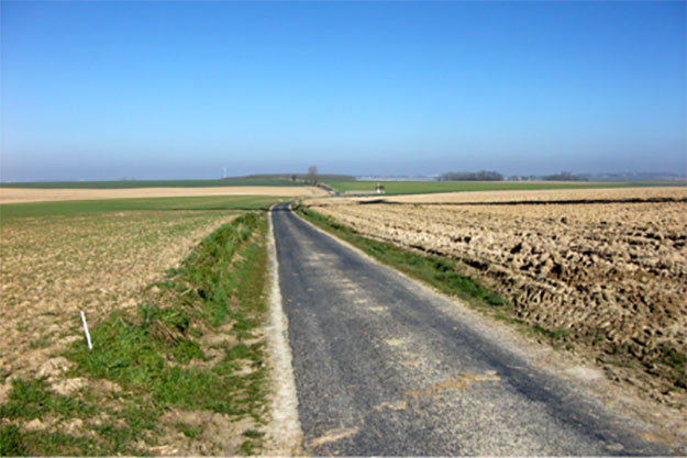 The Croisilles to Heninel Road