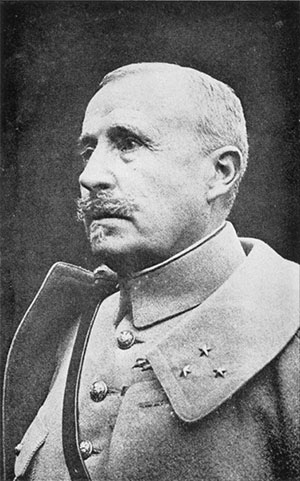 Robert Nivelle as a divisional commander (Wikipedia)